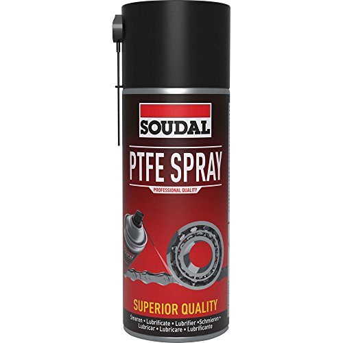 ACEITE LUBRICANTE TEFLON SOUDAL SPRAY 400ML
