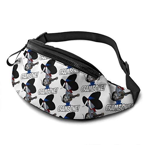 OPO-T Uncle Pe-Cos Unisex Casual Hüfttasche Packs Bauchtasche mit verstellbarem Gürtel für Laufen Sport