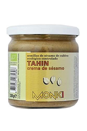 Monki Tahin Monki sans sel 330 g Bio 430 g
