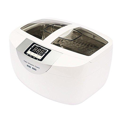 Eteyo Radiator Fan to Protect elke paar ultrasone reinigingsapparaat ultrasone reiniger Newest Design 2500 ml Ultrasone Gadgetry/Jewellery/Glasses Digital Cleaner