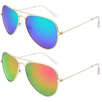Best pink mirror aviator sunglasses Reviews
