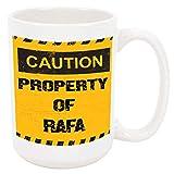 Property of Rafa Coffee Mug