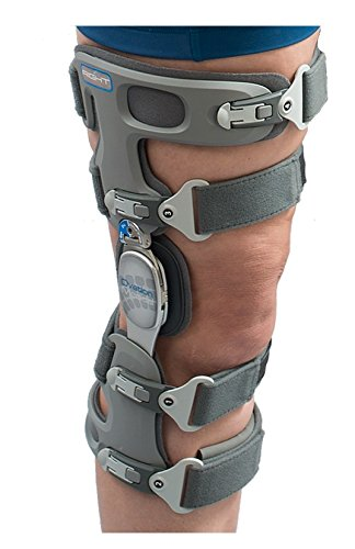 OVATION GAME CHANGER PREMIUM UNIVERSAL OA KNEE BRACE (UNIVERSAL RIGHT KNEE 49002)