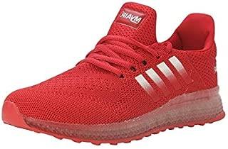 Vir Sport Air Red Men's Mesh Running Shoes