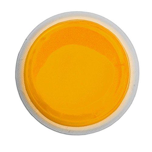 Cyalume Boite de 100 Marqueurs Circulaires Lumineux Lightshape 4 Heures Orange