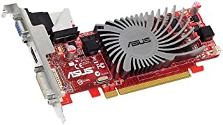 2CK7841 - Asus EAH5450 SILENT/DI/1GD3(LP) Radeon 5450 Graphic Card - 650 MHz Core - 1 GB DDR3 SDRAM - PCI Express 2.1 - Low-Profile