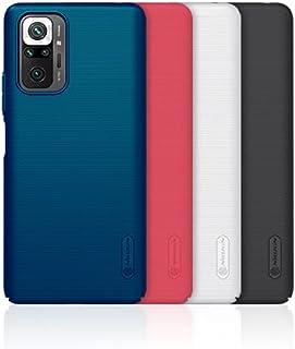 ALSAFWAH Case For Redmi Note 10 Pro, Nillkin Super Frosted Shield Back Hard Case For Xiaomi Redmi Note 10 Pro/Mi Note 10 P...