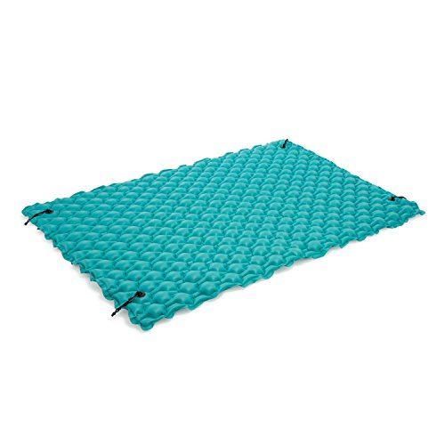 Intex Giant Inflatable Floating Mat, 114' X 84'