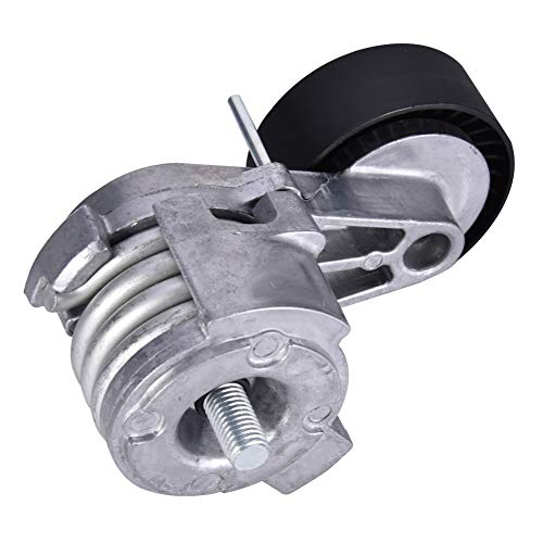 ACUMSTE Belt Tensioner Pulley for BMW, Idler Pulley Auto Parts & Accessories OEM 11-28-8-624-196, 11-28-7-530-314