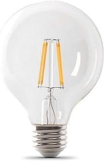 FEIT ELECTRIC 60CFC//TL 60W FLAME CLEAR CANDELABRA BULB