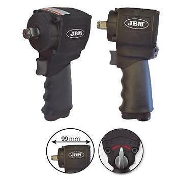 Jbm 52790 Pistola de impacto nano, 1/2'