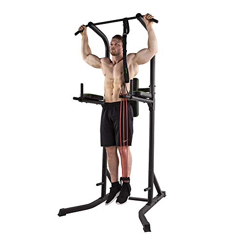 Tunturi Fitness Expander Pull-up Assistant, Schwarz, one Size