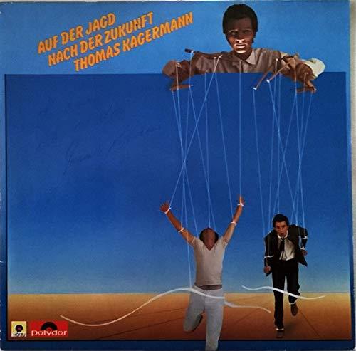 Thomas Kagermann - Auf Der Jagd Nach Der Zukunft - Polydor - 2475 736