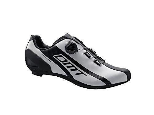 DMT自転車用ビンディングシューズR538ホワイト/ブラック170310