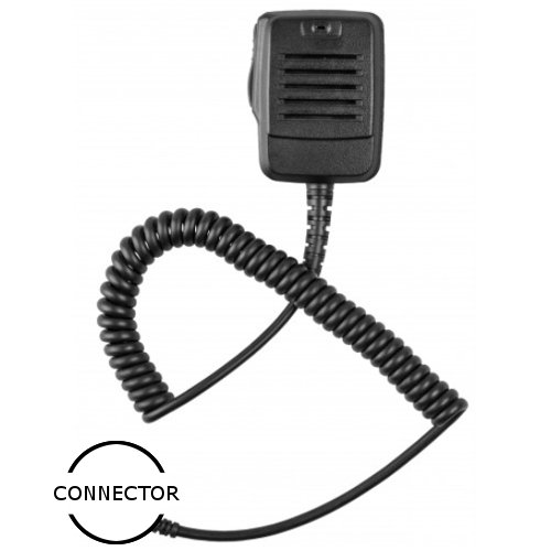 Find Discount Heavy Duty Lapel IP67 Speaker Mic 3.5mm Jack for Motorola EX GL GP PRO Series