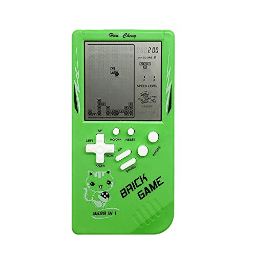 FACAIAFALO Handheld Games Console,Games for Kids Ages 4-8 Retro Brick...
