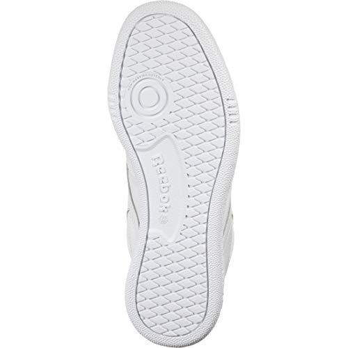 Reebok Men's Classic Renaissance Sneaker, Black/White/Ice, 7.5