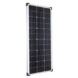 Offgridtec Mono solar panel - solar module solar cell photovoltaic, 100 W, 12 V, 001245