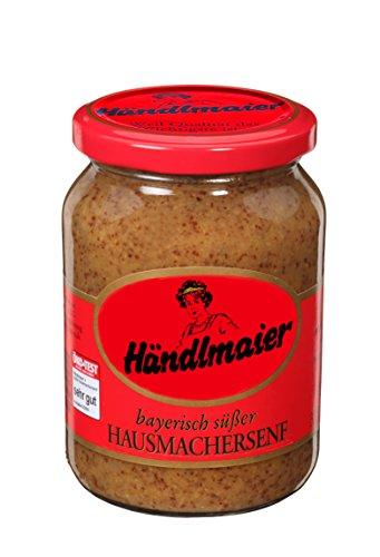 Händlmaier's Hausmachersenf süß Glas