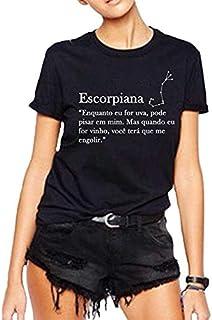 Camiseta Escorpiana Signo