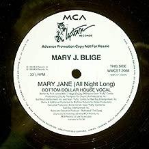 Mary Jane All Night Long Analog