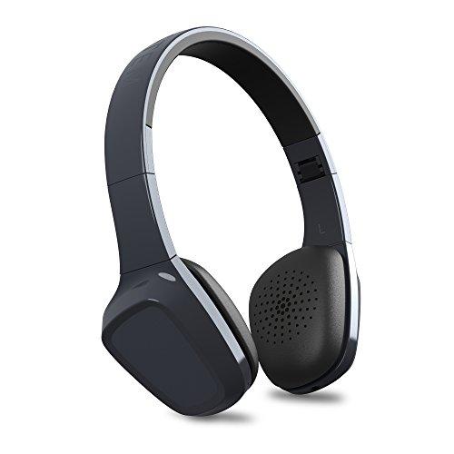 Energy Sistem Headphones 1 Bluetooth - Auriculares de Diadema Cerrados (Bluetooth, Control Talk, Audio-In, bateria hasta 8 Horas, Plegables) Negro