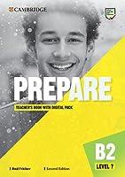 Prepare Level 7 Teacher's Book with Digital Pack (Cambridge English Prepare!)