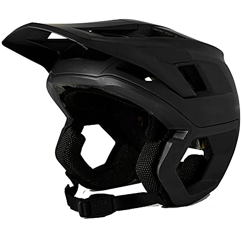 Fox Dropframe Pro Helmet, Ce Black M