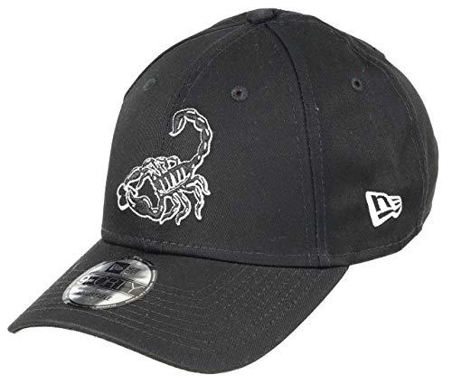 New Era Scorpion 9forty Adjustable Cap Tattoo Edition Black - One-Size