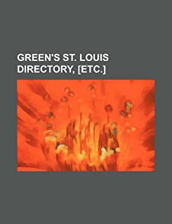 Green's St. Louis Directory, [Etc.]