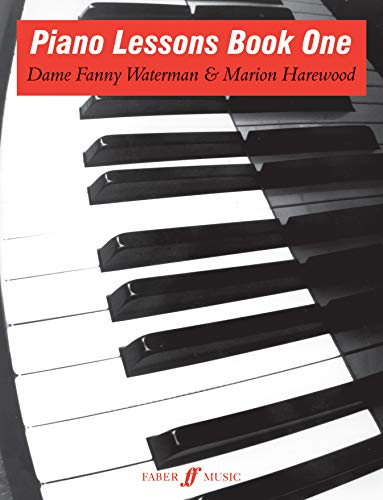 Waterman, F: Piano Lessons Book One (the Waterman / Harewood Piano Series)