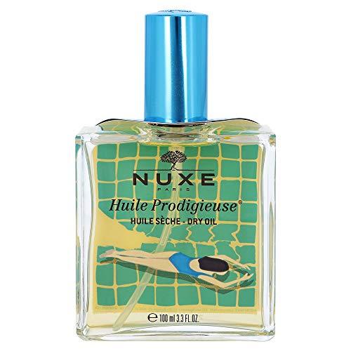 Nuxe Huile Prodigieuse Aceite 100ml, Bleu Edición Limitada 2020.