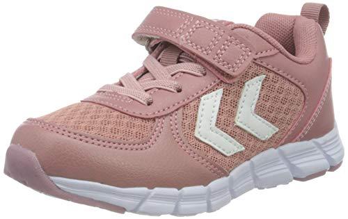 hummel Unisex-Kinder Speed JR Sneaker, ASH Rose,33 EU