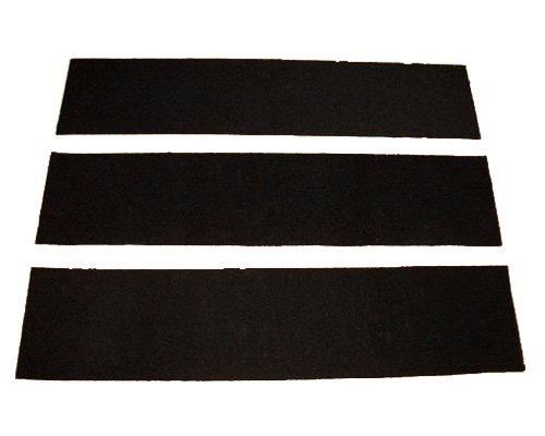 autix Gastraum Teppich Fußmatten hinten 3-teilig Mercedes Viano