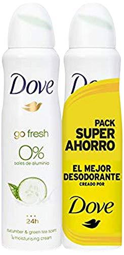 Dove Desodorante 0% Pepino Ahorro