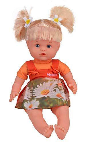 Nenuco Muñeca bonita como tú con vestido naranja (Famosa 7