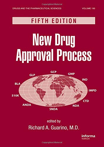 Top 10 best selling list for government drug trials