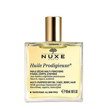 NUXE Huile Prodigieuse Multi-Purpose Dry Oil, 1.6 Fl oz