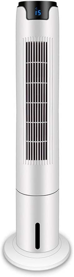 LHA shop Fans Energy Saving Tower Fan Silent Fan-75W Moving Easy-to-use Head