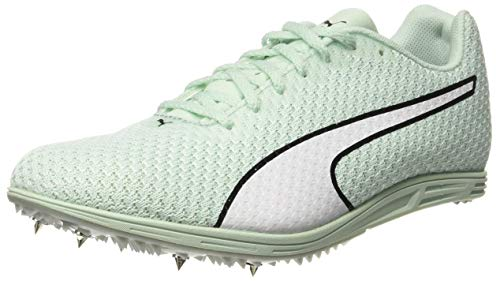 PUMA Damen Evospeed Distance 8 Wn Leichtathletikschuhe, Fair Aqua White, 42 EU