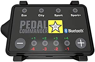 Pedal Commander Throttle Response Controller PC38 with Bluetooth for Toyota FJ Cruiser 07-17 / Fortuner 05-17 / Hilux 06-15