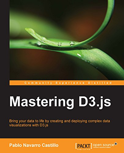 Mastering D3.js - Data Visualization for JavaScript Developers (English Edition)
