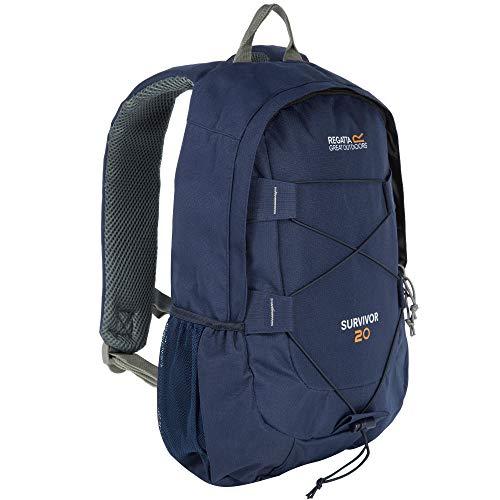 Regatta Great Outdoors Survivor III - Sac à dos (25 litres) (Taille unique) (Bleu marine)