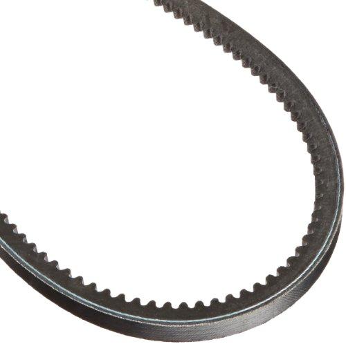 Gates XPB1800 Metric-Power V-Belt, XPB Section, 16mm Width, 13mm Height, 1800mm Length