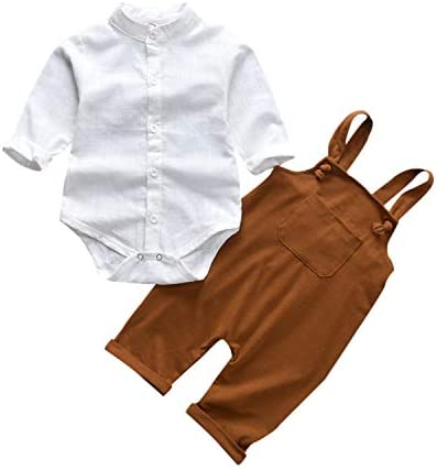 Baby boy suits with suspenders