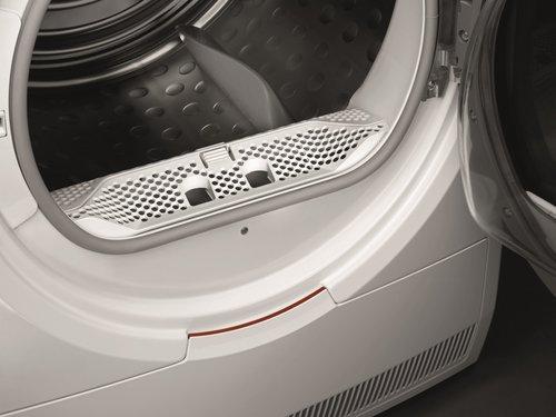 Aeg - Asciugatrice T8DEC856 Serie 800 AbsoluteCare 8 Kg Classe A++ a Condensazione con Pompa di Calore