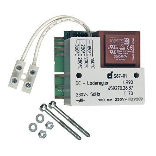 Elektron. Aufladeregler LR90; passend zu Geräten von:Bauknecht Dimplex Siemens
