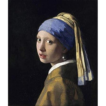 Johannes Vermeer View of Delft Vintage Fine Art Print