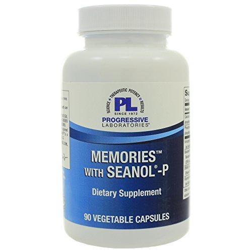 Progressive Labs - Memories With Seanol-P 90 vcaps (PR822)