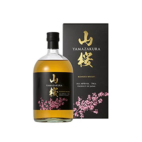 Yamazakura Fine Blended Whisky Japonais , 70 cl